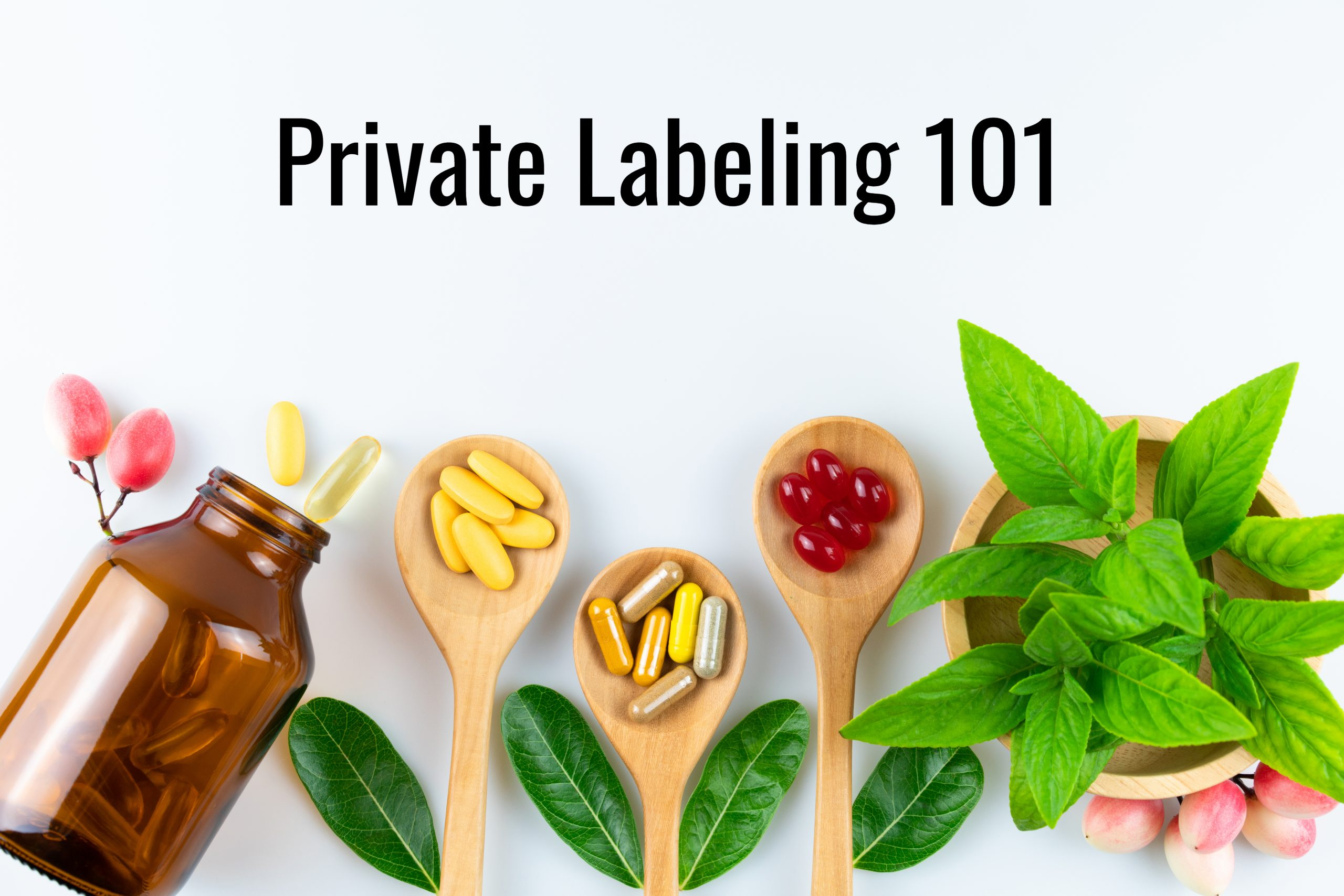 Supplements Private Labeling