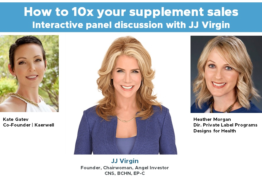 how to 10x your supplement sales